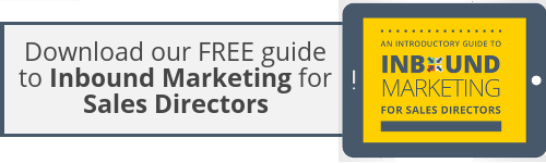Inbound marketing for sales directors