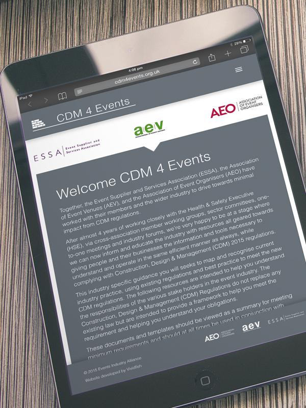 CDM 4 events