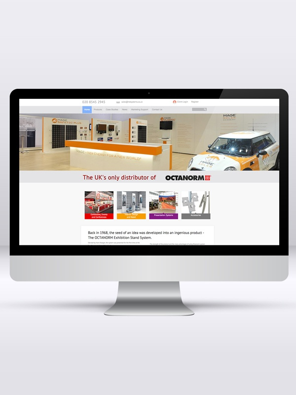 RTD Systems website
